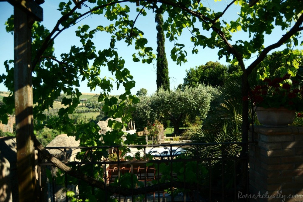 "Fairy-tale bed and breakfast ""Borgo di Ceri"", the only B&B in Borgo di Ceri"