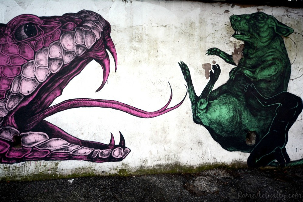 23-quadraro street art