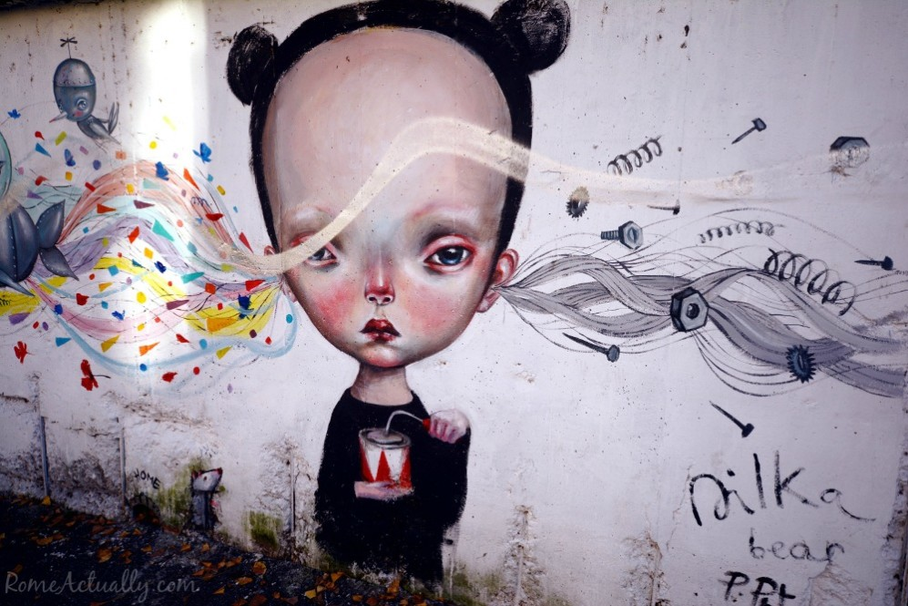 9-quadraro street art