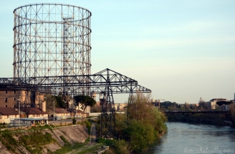 Discover Rome's Industrial Archaeology in the Ostiense district